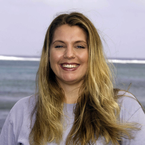 Jennetta Adams, PADI Course Director & Customer Service Manager