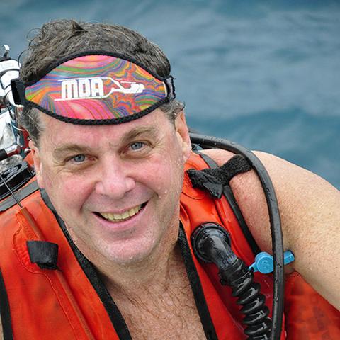 Chris Bangs, Buyer / PADI Dive Instructor
