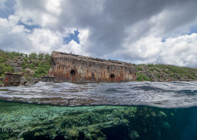 Barge Reef