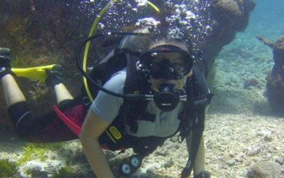 Guam's Signature Shore Dive